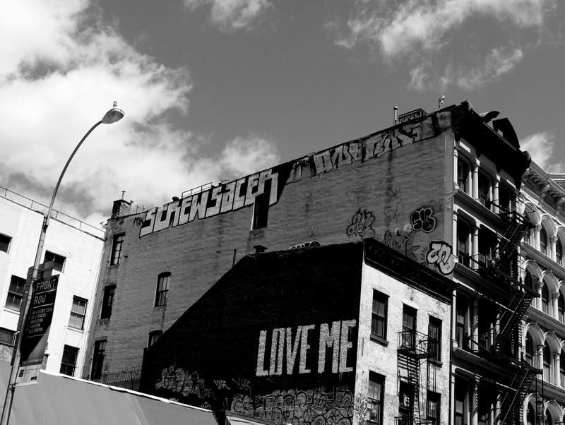 NYC in Black & White