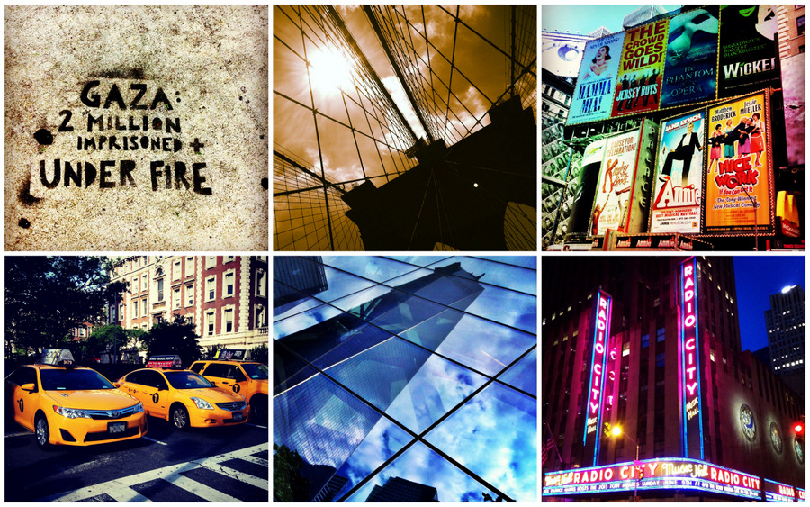 Instagrams of New York City