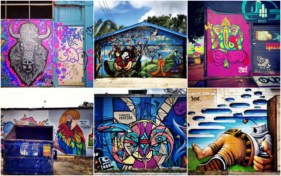 Instagrams of Street Art