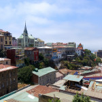 The alleys and street art of Valparaiso in photos.