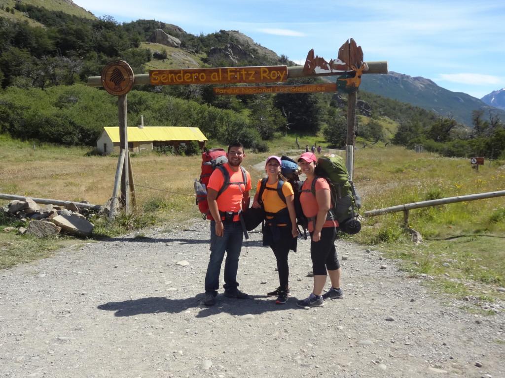 Camping in El Chalten