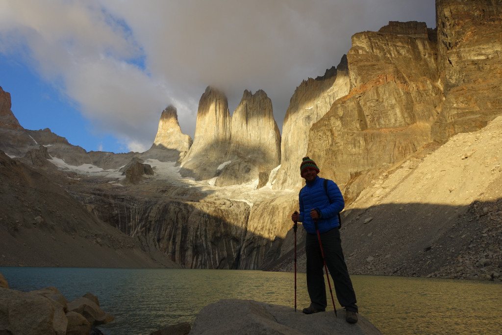 The W, Torres del Paine