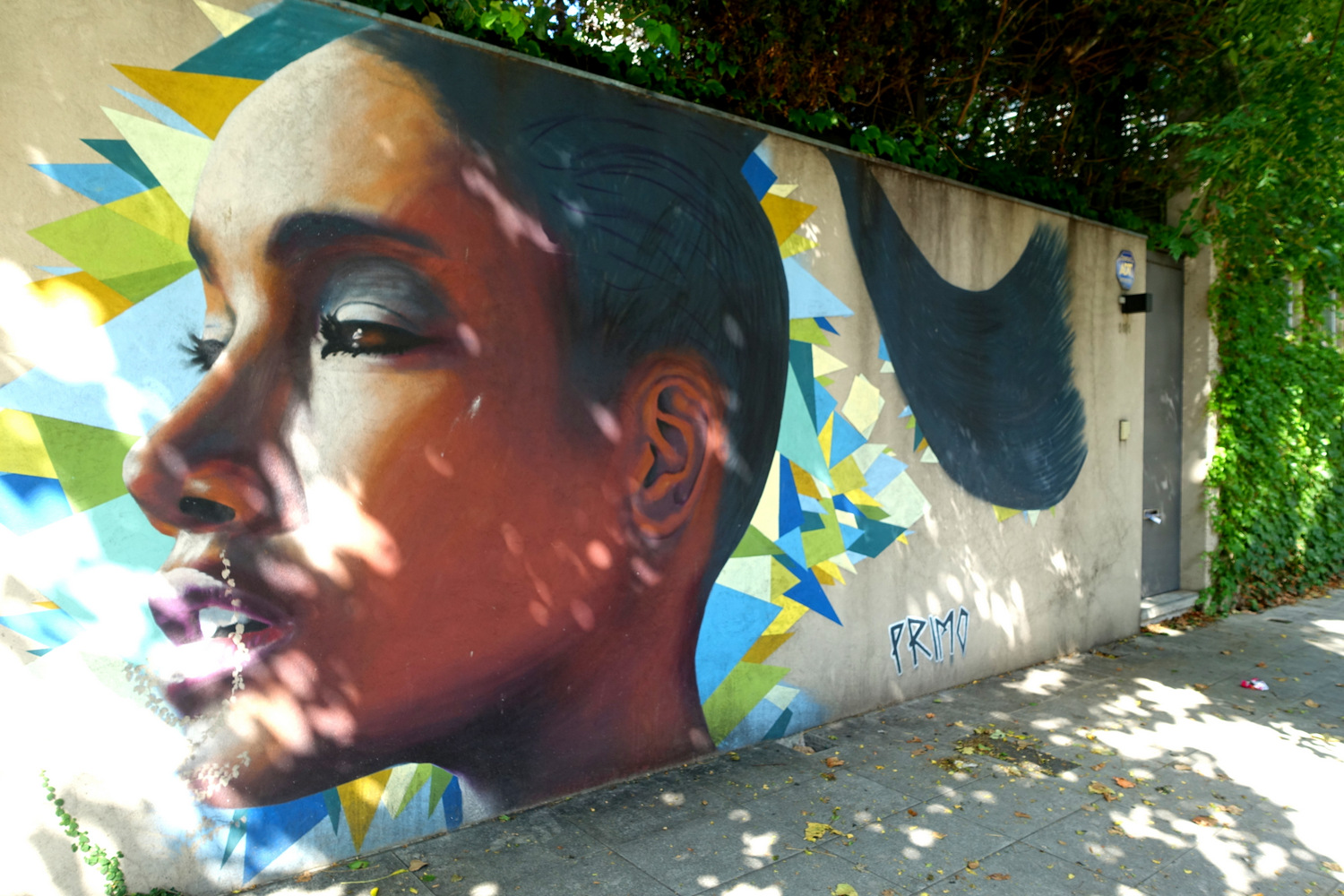 My 1st street art tour in Buenos Aires in photos.
