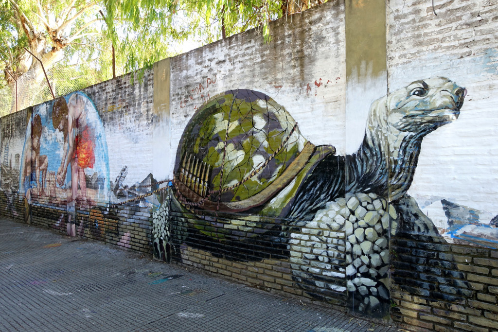 Street Art Tour in Buenos Aires