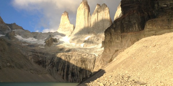 Tips for hiking Torres del Paine.