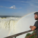 Both sides of Iguazu Falls in photos!