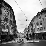 Oslo the black and white city in photos.
