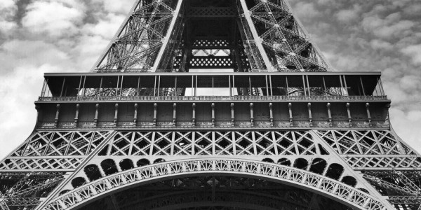 Paris in black and white!