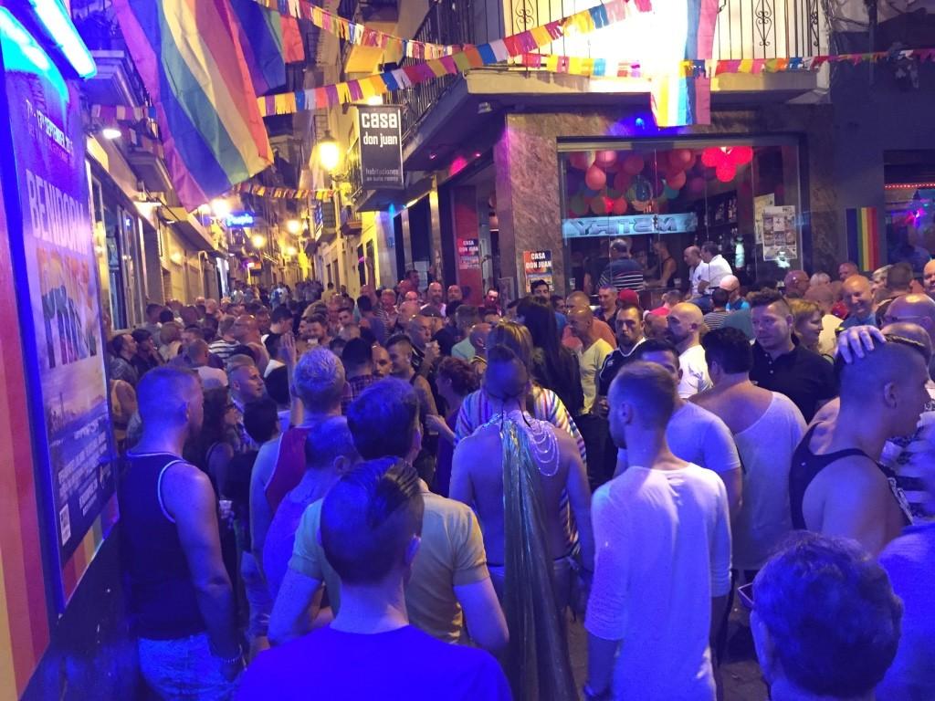Gay Pride Benidorm