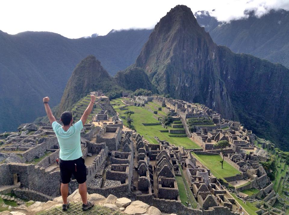 Salkantay Trek, Machu Picchu