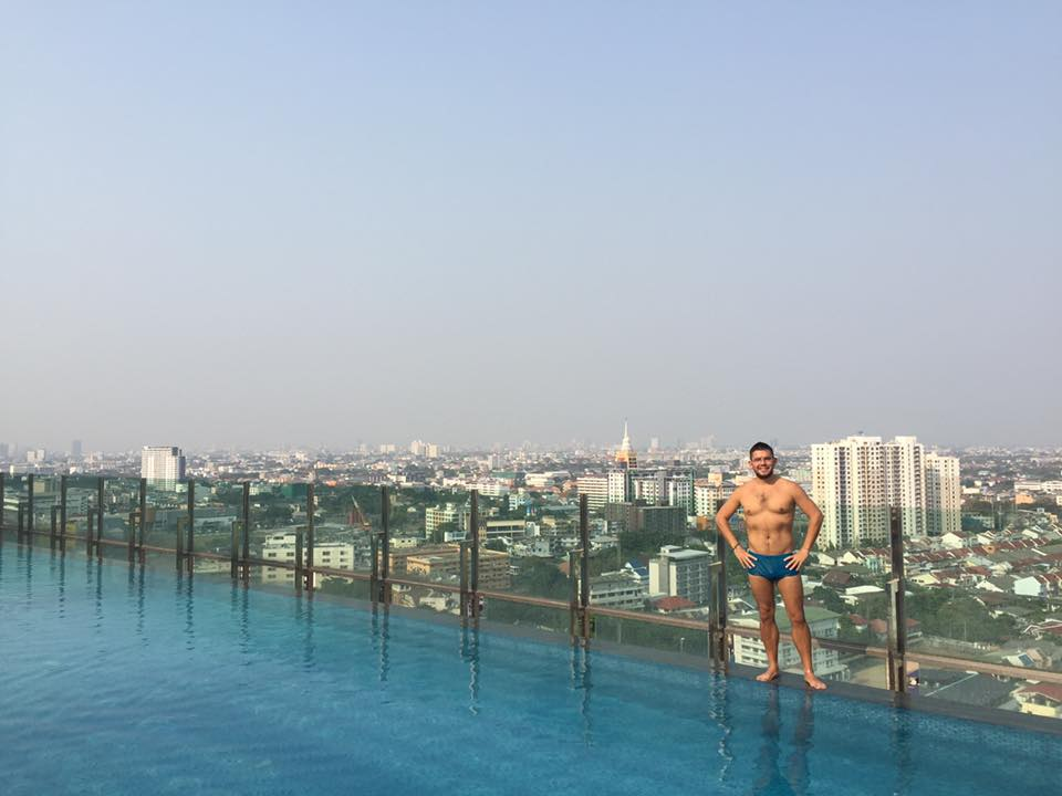 Infinity Pool, Bangkok